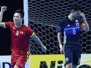 Clip Việt Nam loại Nhật Bản, đoạt vé dự World Cup futsal