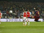 """Barca - Arsenal: """"Chết"""" vì siêu phẩm"""