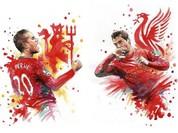 MU - Liverpool : Trận đấu hòa 1-1