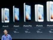 Thử nghiệm Iphone 5s, 6 và SE dưới nước