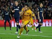 "Barca - Atletico Madrid: Ngôi sao ""số 9"""
