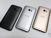 Trên tay chiếc HTC 10 thiết kế cực nam tính