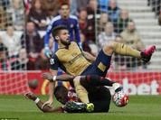 """Sunderland – Arsenal: """"Bóng đêm"""" trên sân Ánh Sáng"""