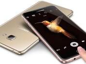 Ngắm Samsung Galaxy C5 trước ngày ra mắt