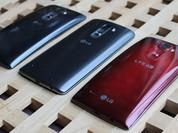 Smartphone màn hình cong LG G Flex 3 sắp ra mắt