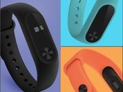 Xiaomi Mi Band 2 chính thức ra mắt