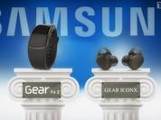 Samsung ra tai nghe không dây giá 200 USD