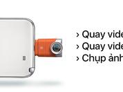 Phụ kiện biến smartphone thành máy ảnh 3D