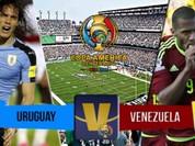 Uruguay – Venezuela: Sa sút không phanh
