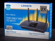 Linksys giới thiệu router không dây EA7500 hỗ trợ nội dung 4K