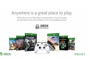 Xbox Play Anywhere: mua game 1 lần cho nhiều thiết bị