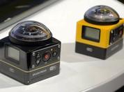 Cảm nhận thế giới 360O với Kodak SP360
