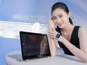 Laptop 2-trong-1 ZenBook giá 23,99 triệu đồng