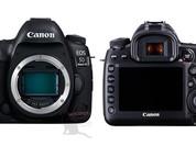 Máy ảnh Canon EOS 5D Mark IV lộ diện hoàn toàn
