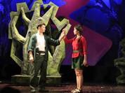 """Video: """"Biệt đội Báo Đen"""" khốc liệt và lãng mạn trên sân khấu Nhà hát Lớn"""