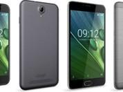 Acer ra mắt điện thoại Liquid Z6 và Z6 Plus tại IFA