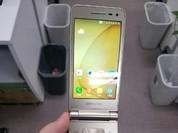 Lộ ảnh thực tế smartphone nắp gập Galaxy Folder 2