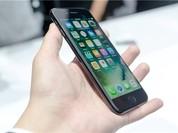 Restart iPhone 7 dù không còn nút Home cứng