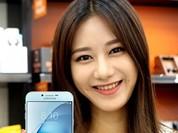 Samsung Galaxy A8 2016 chính thức ra mắt