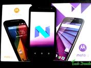 Motorola công bố danh sách smartphone được lên Android 7
