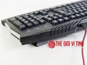 Cận cảnh bàn phím chơi game Intex StarPower Color IT-G300
