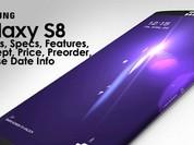 Samsung Galaxy S8 sẽ trang bị nút Home cảm ứng?