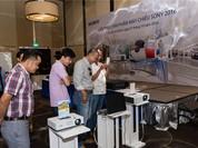 Bốn mẫu máy chiếu Sony mới về Việt Nam
