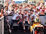 Honda thắng lớn, Marquez vô địch MotoGP lần thứ ba
