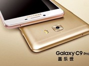 Samsung Galaxy C9 Pro: Pin khủng, RAM 6GB