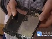 Đến lượt iPhone 5S cháy