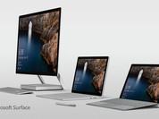 Microsoft ra mắt Surface Studio - đối thủ của iMac 5K