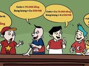 Giá cước 4G của Viettel chắc chắn sẽ rẻ hơn 3G