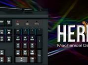 Gamdias Hermes 7 Color: Bàn phím cơ giá tốt cho game thủ