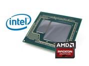 CPU Intel dùng đồ họa AMD Radeon sắp ra mắt