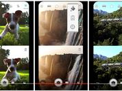 Video: LG 'nhá hàng' giao diện chụp ảnh vuông trên G6