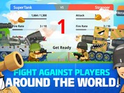 Super Tank Rumble - Game tự chế xe tăng chiến đấu cực ngộ nghĩnh