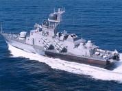 Khinh hạm tên lửa Molniya dự án 1241.8