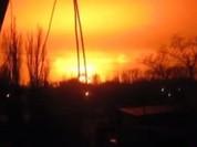 Donetsk rung chuyển sau vụ nổ 'như bom hạt nhân'