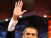 Bản sao của tổng thống Mỹ Barack Obama ở Indonesia