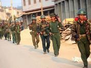 130 người Myanmar chết trận gần biên giới Trung Quốc