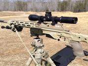 """Chùm ảnh 'độc"""" súng bắn tỉa kiểu mới của Lính thủy đánh bộ Mỹ"""