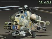 Sức mạnh đáng sợ của trực thăng tấn công Mi-28N