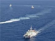 Tàu Trung Quốc lại xâm nhập lãnh hải Nhật Bản