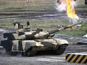 Khám phá sức mạnh xe tăng chủ lực T-90MS