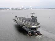 Mỹ thay radar trên các tàu sân bay lớp Ford vì quá hiện đại