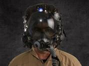 Mũ bay siêu hiện đại của phi công lái F-35 Lightning II