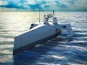Bất an với tàu ngầm Nga và Trung Quốc, Mỹ triển khai tàu tuần tra chống ngầm không người lái