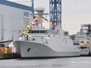 """""""Nội soi"""" bí mật siêu hạm SIGMA 9814 Việt Nam sắp trang bị"""