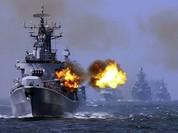 Năm biểu đồ phát triển của Hải quân Trung Quốc