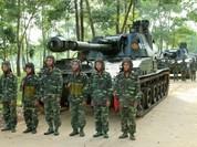 Sức mạnh pháo tự hành Gvozdic và Akatsia của Việt Nam